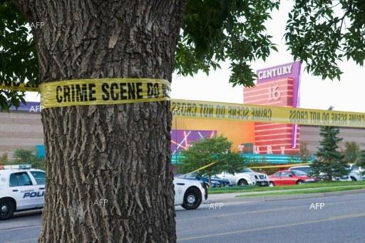 AFP: Possible shooting outside US top spy headquarters